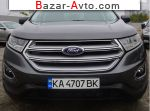 2018 Ford Edge 2.0 EcoBoost АТ (245 л.с.)  автобазар