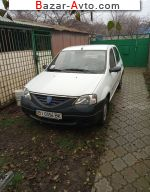 Dacia Logan 1.4 MT (75 л.с.) 2006, 4300 $