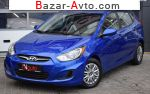 2015 Hyundai Accent 1.6 AT (138 л.с.)  автобазар