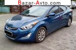 Hyundai Elantra 1.8 AT (150 л.с.) 2014, 9400 $