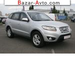 автобазар украины - Продажа 2010 г.в.  Hyundai Santa Fe 2.2 CRDi AT (153 л.с.)