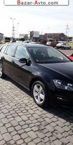 автобазар украины - Продажа 2014 г.в.  Volkswagen Golf 1.6 TDI BlueMotion MT (105 л.с.)