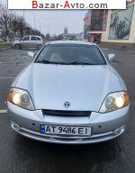 автобазар украины - Продажа 2002 г.в.  Hyundai Tuscani
