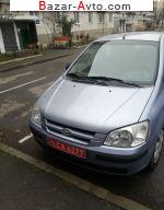 автобазар украины - Продажа 2004 г.в.  Hyundai Getz