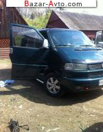 автобазар украины - Продажа 2001 г.в.  Volkswagen Transporter 2.5 TDI L MT (102 л.с.)