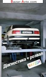 автобазар украины - Продажа 1994 г.в.  Audi 100 2.5 TDI MT (115 л.с.)