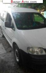 автобазар украины - Продажа 2007 г.в.  Volkswagen Caddy 1.6 MT (102 л.с.)