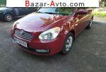 автобазар украины - Продажа 2007 г.в.  Hyundai Accent 1.4 MT (97 л.с.)