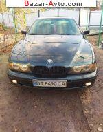 автобазар украины - Продажа 2002 г.в.  BMW 5 Series 530d AT (193 л.с.)