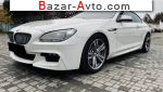 2011 BMW 6 Series 650i xDrive AT (450 л.с.)  автобазар