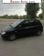 Hyundai Matrix 1.5 CRDi MT (102 л.с.) 2007, 5100 $