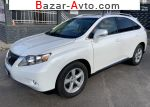 Lexus RX 350 AT (277 л.с.) 2010, 21000 $