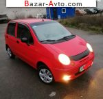 Daewoo Matiz 0.8 AT (52 л.с.) 2008, 3300 $