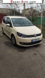 автобазар украины - Продажа 2012 г.в.  Volkswagen Touran 1.6 TDI АТ (105 л.с.)