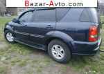 SsangYong E 2.7 Xdi AT AWD (165 л.с.) 2008, 8300 $