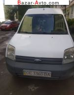 2007 Ford Transit Connect   автобазар