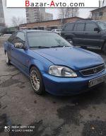 автобазар украины - Продажа 2000 г.в.  Honda Civic 1.6 MT (105 л.с.)