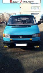 автобазар украины - Продажа 1991 г.в.  Volkswagen Transporter