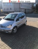 2001 Mercedes A   автобазар
