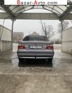 1997 BMW 5 Series 523i AT (170 л.с.)  автобазар