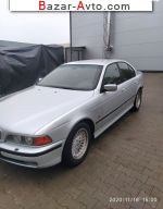 1998 BMW 5 Series 525tds МT (143 л.с.)  автобазар
