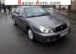 автобазар украины - Продажа 2002 г.в.  Hyundai Sonata