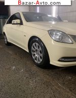2012 Mercedes E E 220 CDI BlueEfficiency 7G-Tronic Plus (170 л.с.)  автобазар