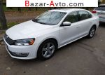 2013 Volkswagen Passat 2.5  AT (170 л.с.)  автобазар