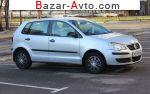 автобазар украины - Продажа 2005 г.в.  Volkswagen Polo 1.4 AT (80 л.с.)