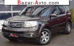 автобазар украины - Продажа 2013 г.в.  Honda Pilot 3.5 AT 4WD (249 л.с.)