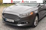 2013 Ford Fusion 2.0 (240 л.с.)  автобазар