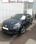 автобазар украины - Продажа 2018 г.в.  Volkswagen Passat 1.8 TSI AT (180 л.с.)