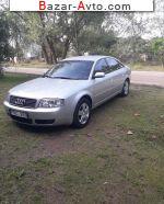 автобазар украины - Продажа 2003 г.в.  Audi A6 2.5 TDI MT (163 л.с.)