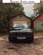 1995 BMW 5 Series 520i MT (150 л.с.)  автобазар