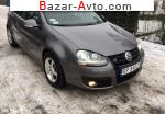 2005 Volkswagen Golf 1.9 TDI 6MT (105 л.с.)  автобазар