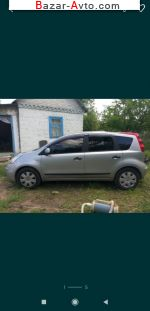 2008 Nissan Note   автобазар