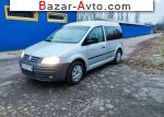 2009 Volkswagen Caddy 1.9 TDI MT (105 л.с.)  автобазар