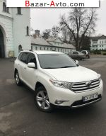 2011 Toyota Highlander 3.5 AT 4WD (273 л.с.)  автобазар