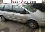 автобазар украины - Продажа 1997 г.в.  Volkswagen Sharan