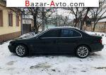 автобазар украины - Продажа 2001 г.в.  BMW 5 Series 520i AT (170 л.с.)