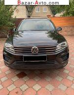 автобазар украины - Продажа 2015 г.в.  Volkswagen Touareg