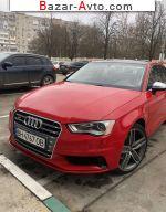 автобазар украины - Продажа 2014 г.в.  Audi A3 2.0 TFSI S tronic quattro (150 л.с.)