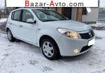 автобазар украины - Продажа 2009 г.в.  Dacia Sandero
