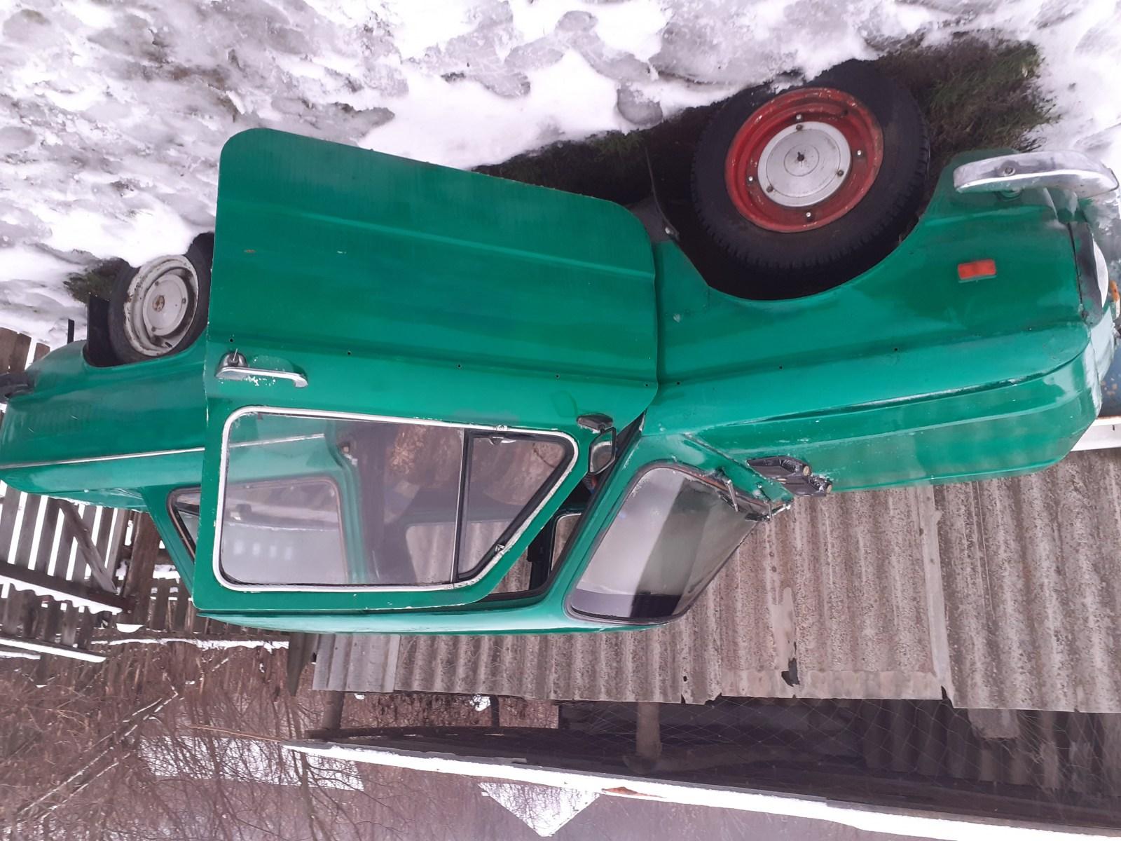 автобазар украины - Продажа 1980 г.в.  ЗАЗ 968