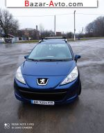 автобазар украины - Продажа 2010 г.в.  Peugeot 207