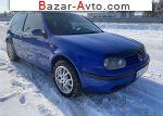 автобазар украины - Продажа 1998 г.в.  Volkswagen Golf 1.4 MT (75 л.с.)
