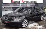 автобазар украины - Продажа 2004 г.в.  BMW 7 Series 745i AT (333 л.с.)