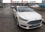 автобазар украины - Продажа 2013 г.в.  Ford Fusion 2.0 Hybrid (188 л.с.)