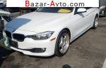 автобазар украины - Продажа 2014 г.в.  BMW 3 Series 328i AT (245 л.с.)