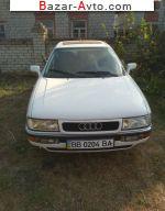 автобазар украины - Продажа 1988 г.в.  Audi 90 2.2 E MT (136 л.с.)